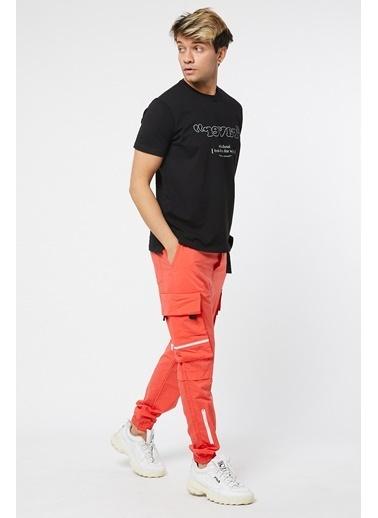 Denim Republic Pantolon Kırmızı